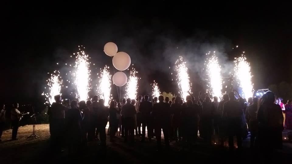 Fogo de Artifício Preso | Fireworks