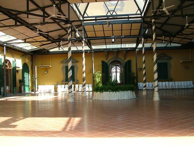 Villa Castelletti- Giardino d'Inverno