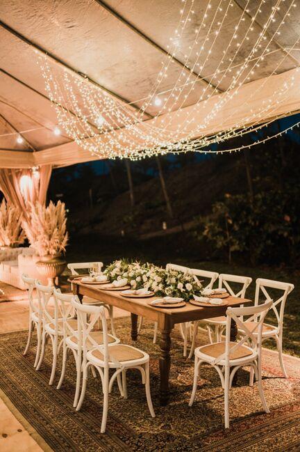 Ana Sedraz Decoração Casamentos
