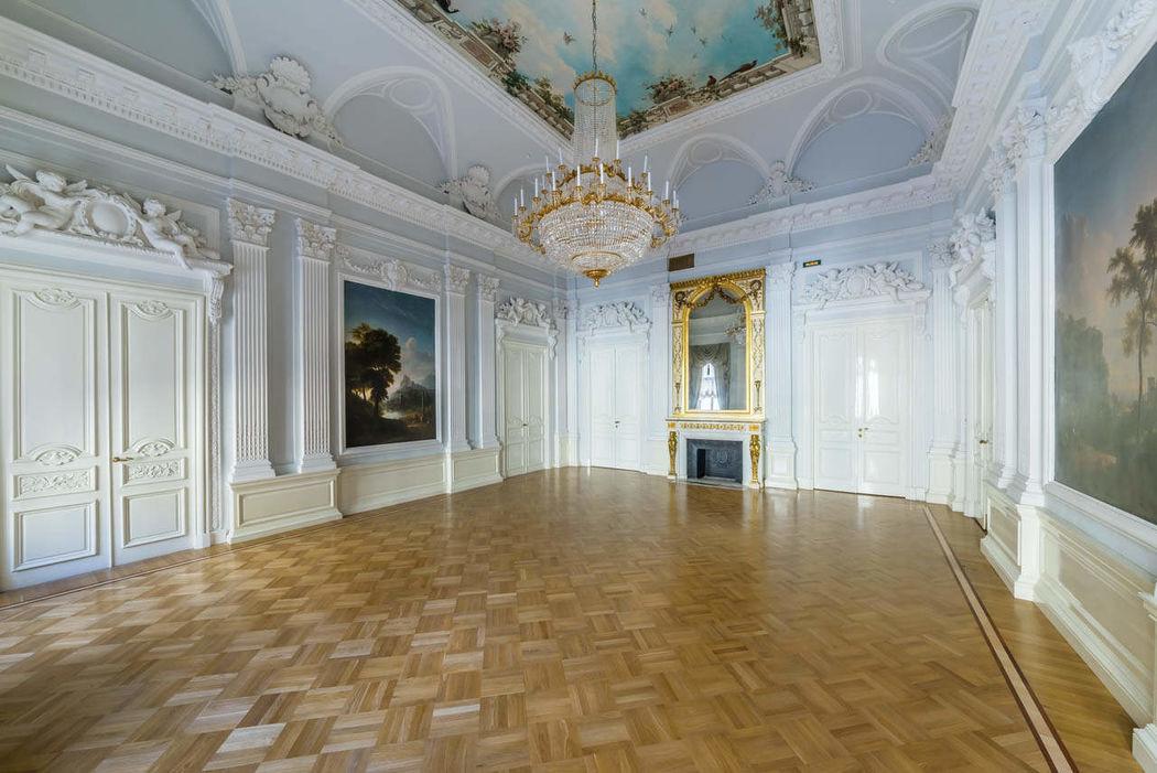Дворец Трубецких-Нарышкиных
