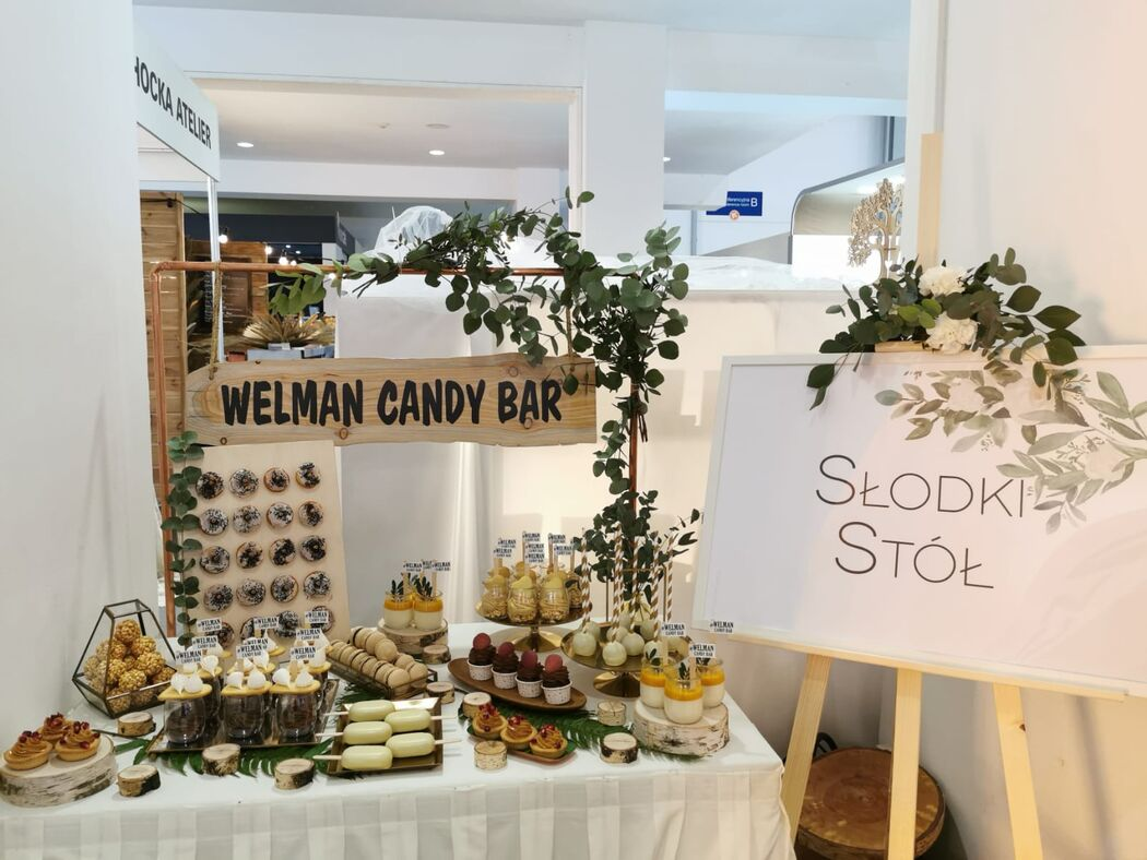 Welman Candy Bar
