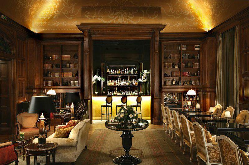 Diamonds Royal Events - Lounge bar Stradivarius - Tiara Château Hôtel Mont Royal
