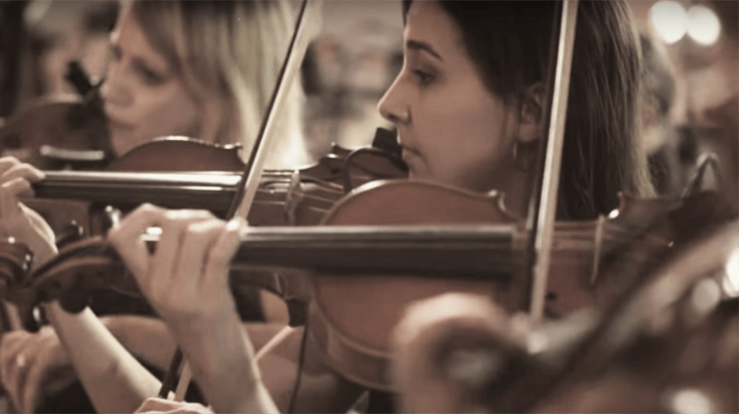 Violinistas da EntreAtto