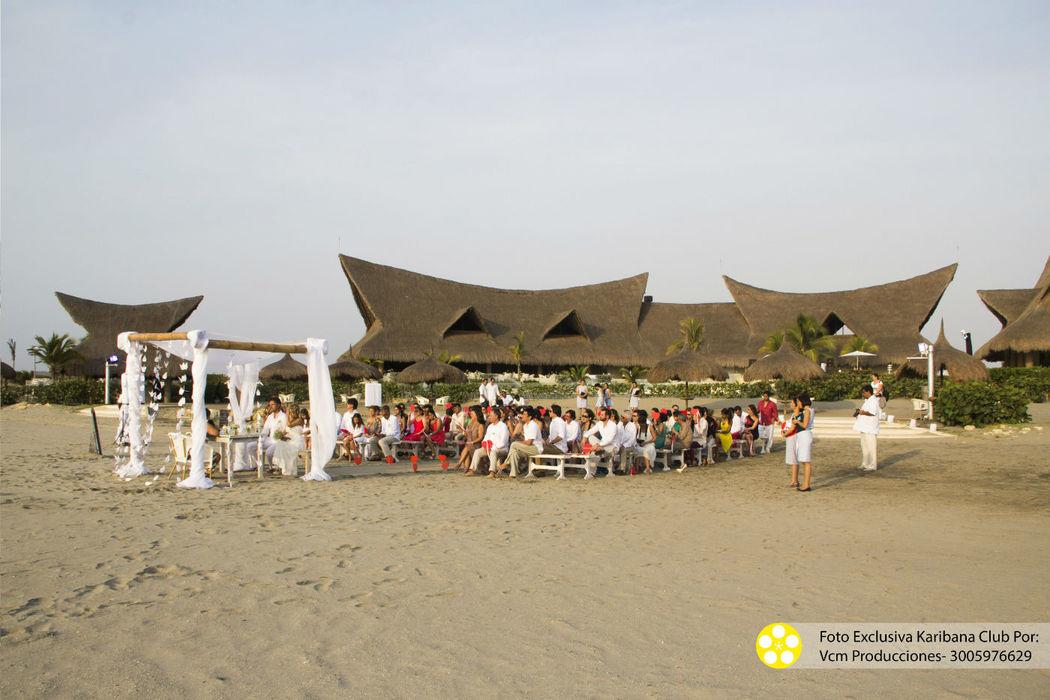 Club de Playa, restaurante Maroma y BAr Maroma