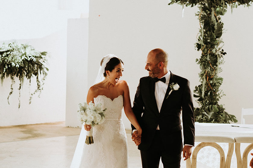 Alejandra Mutio & CO. Cancún Boutique Weddings