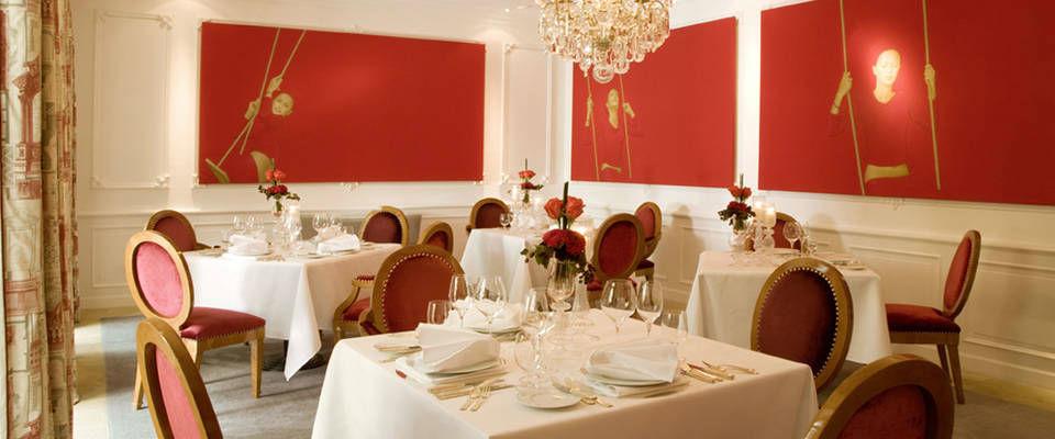 Beispiel: Eindruck von den Räumlichkeiten, Foto: Domero Hotel Brandenburger Hof.