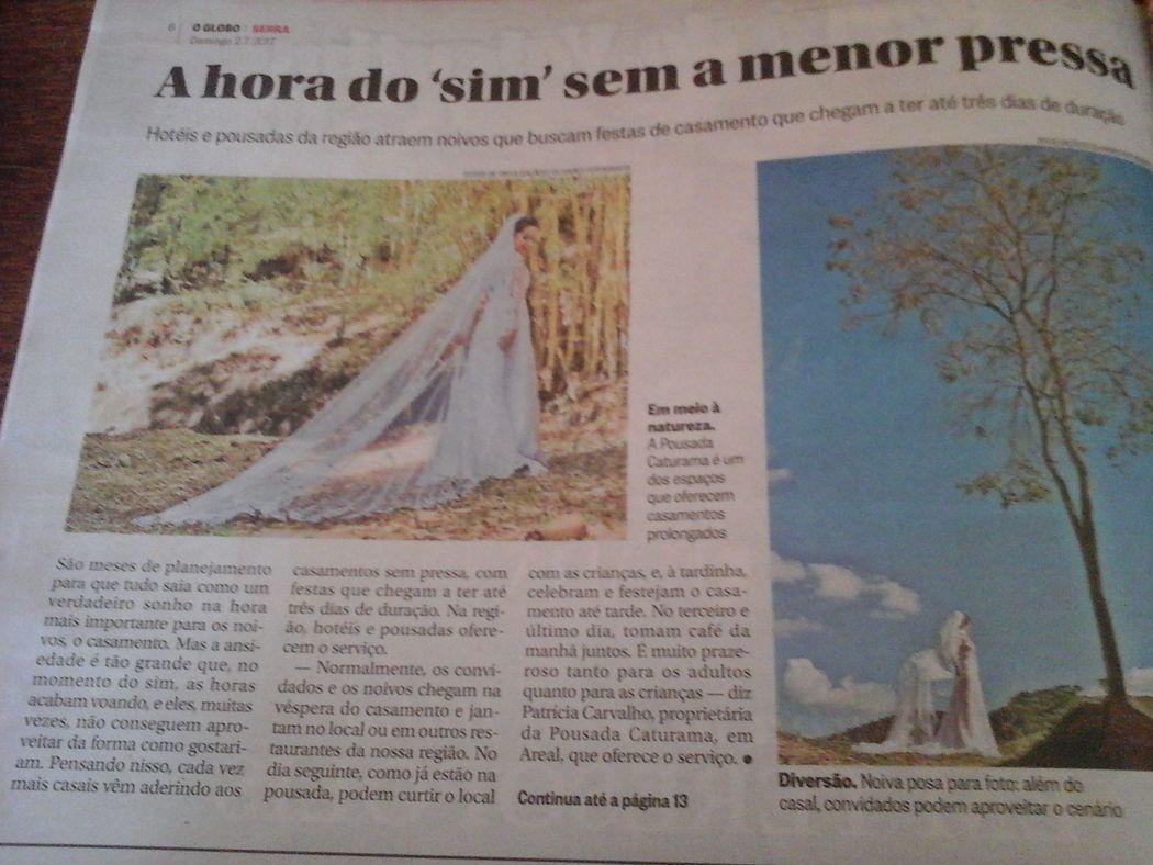Globo Serra 02/07/2017