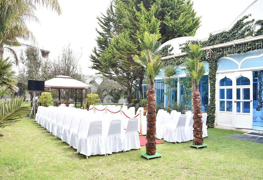 Salón La Biznaga Toluca