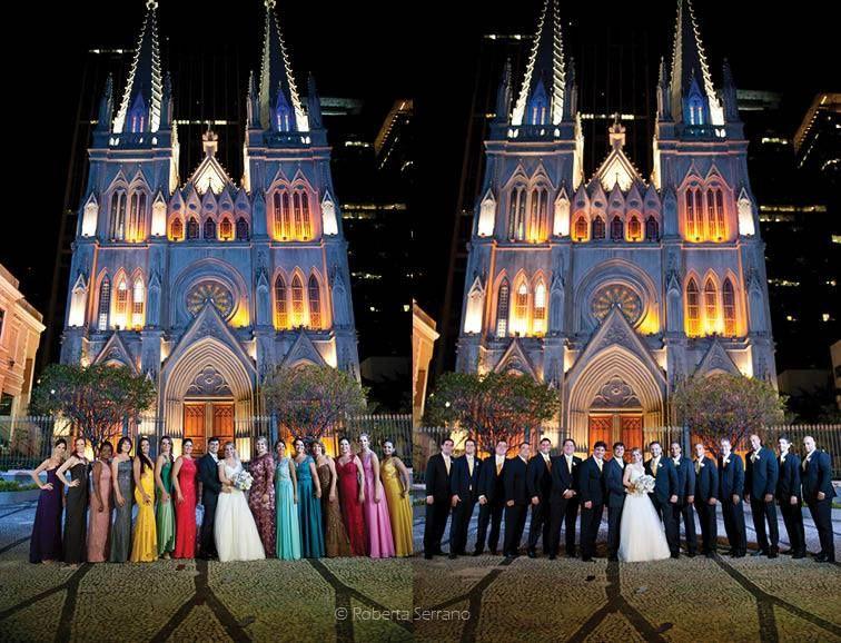 Casamento Nathalia e Adão - Catedral Presbiteriana