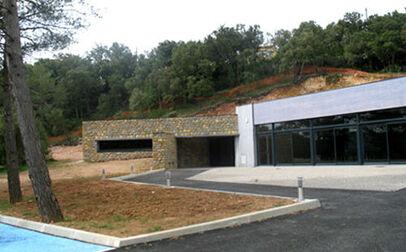 La Bastide du Calalou - la salle