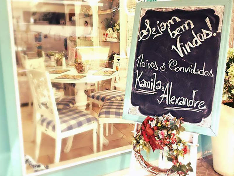 Saint Decor Café e Bistrô