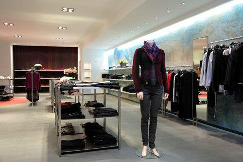 Beispiel: Impressionen aus dem Geschäft, Foto: Ciolina.