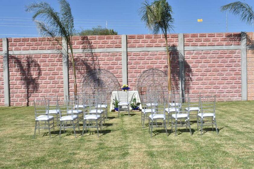 Salón Jardín de eventos El Refugio