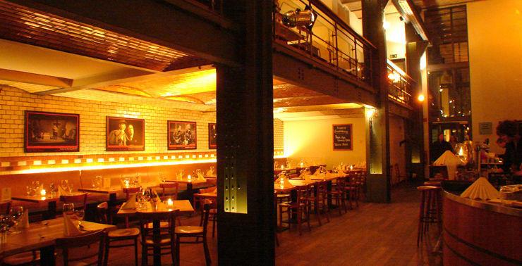 Beispiel: Restaurant, Foto: Umspannwerk Ost