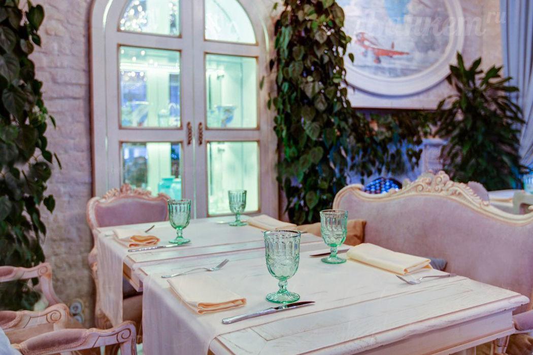 Кафе Московское небо