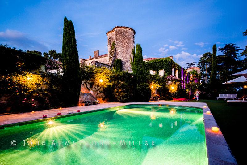 Mariage, salles de réception, hébergement et vacances dans le Gers en Gascogne. www.vie-de-chateau.com - weddings, reception halls, accommodation in South-West of France, Gascony ©JAMILLAR