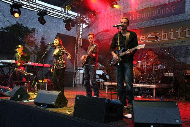 Beispiel: Band Quintett, Foto: NiteShift.