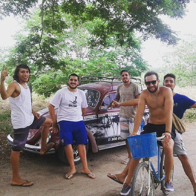 Casa Surf Mar Azul Hostel