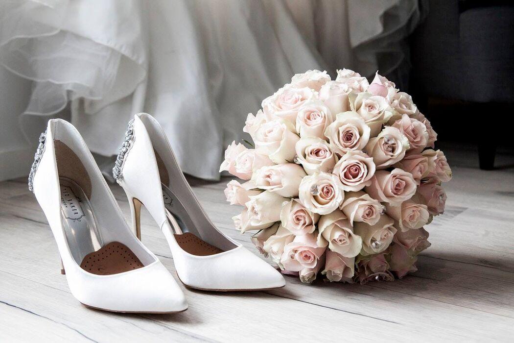 Página de boda