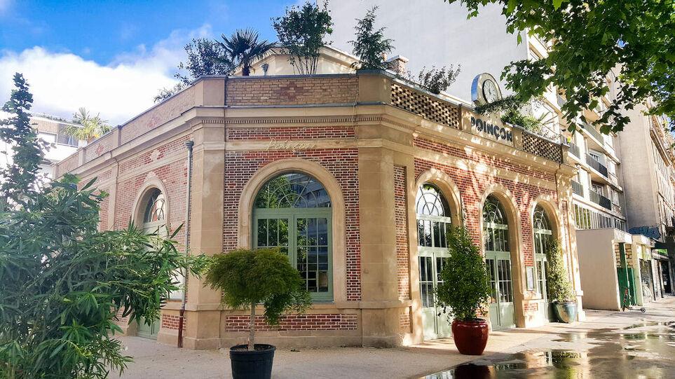 Poinçon Paris