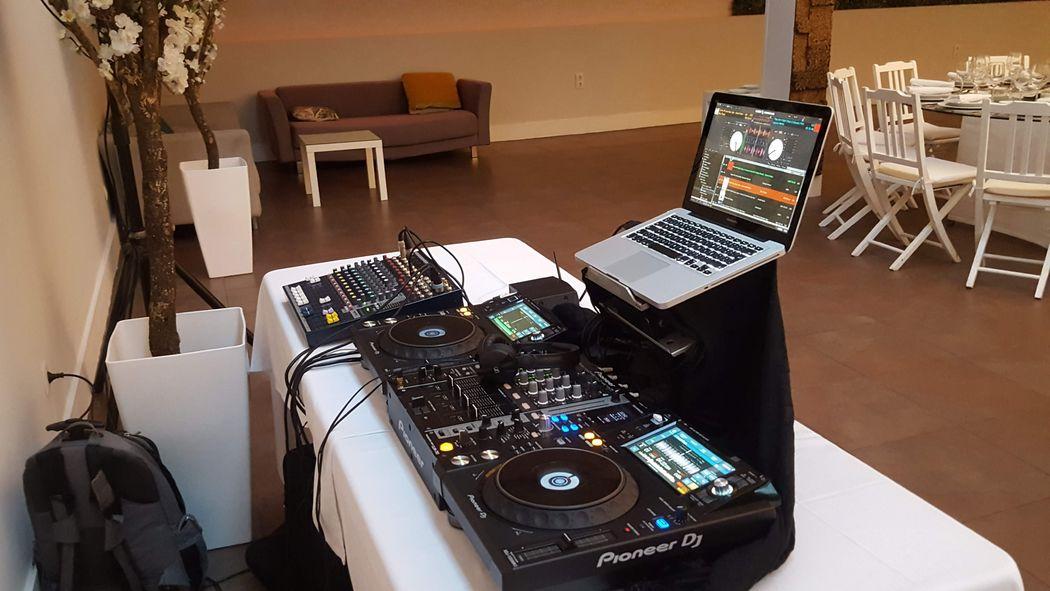 DJ Nuno Garcia