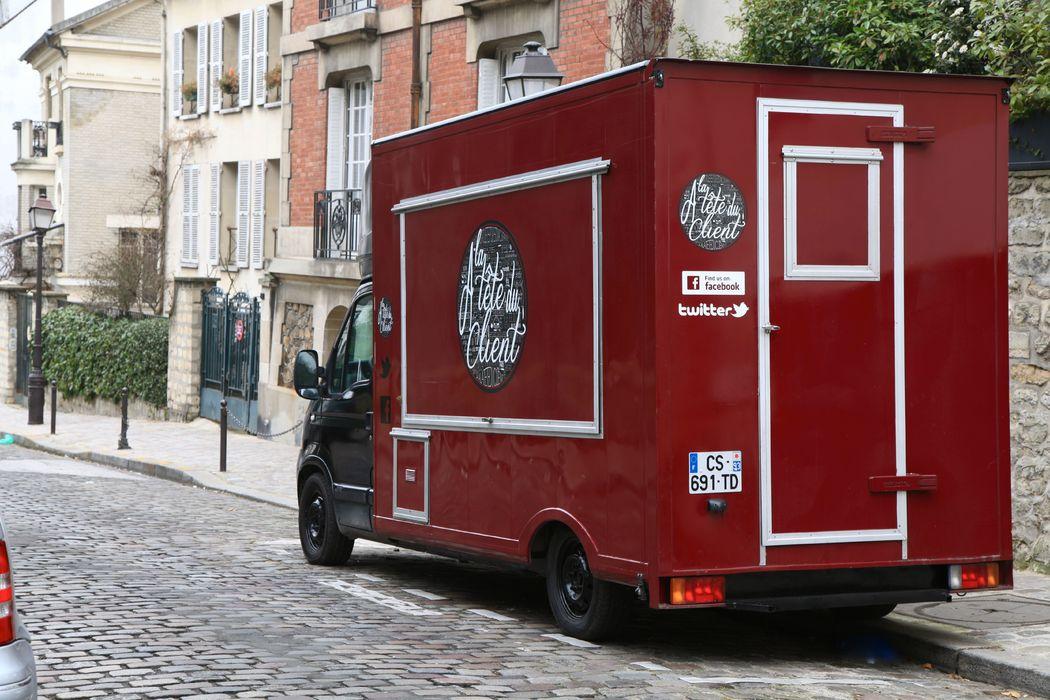 À la tête du Client - Food Truck & Traiteur