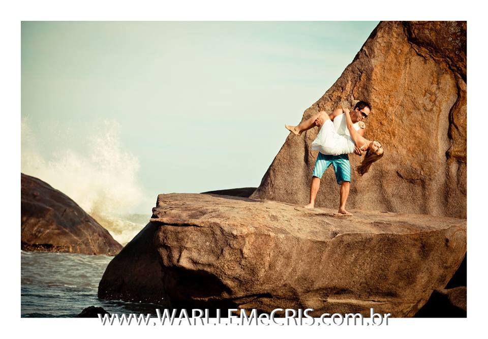 Warllem e Cris - Fotografias