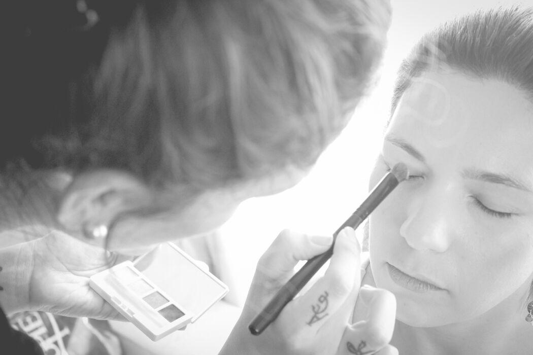 Fotografía Artística de Boda -  Preparación Novia