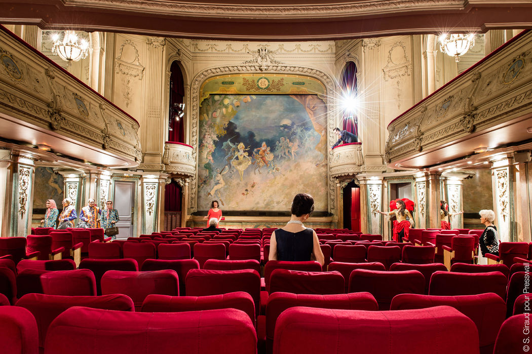 Musée Grévin - Salles de réception