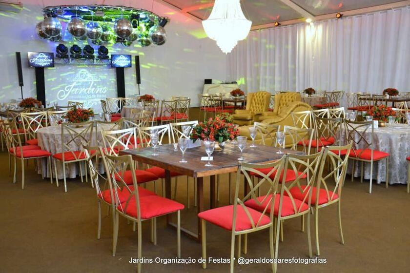 Jardins Organização de Festas