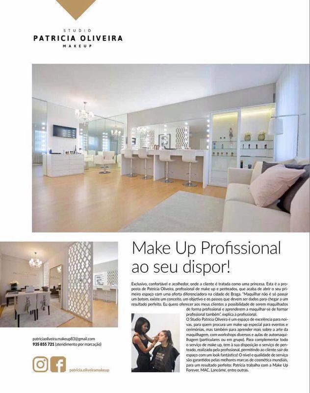 Studio Patricia Oliveira Makeup e Hairstyle