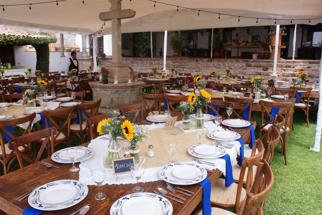 Banquetes Lilia - Querétaro