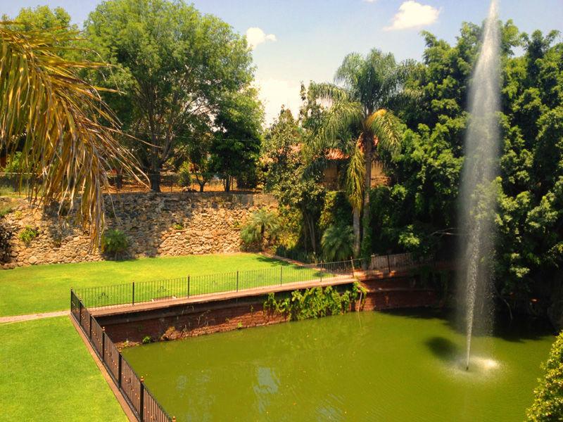 Lago Verde el Herradero