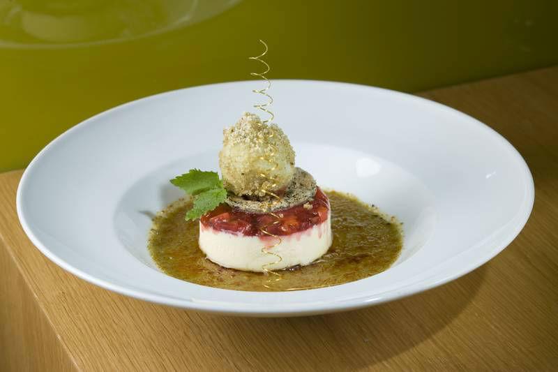 Beispiel: Leckere Speisen, Foto: Restaurant Schlossberg.