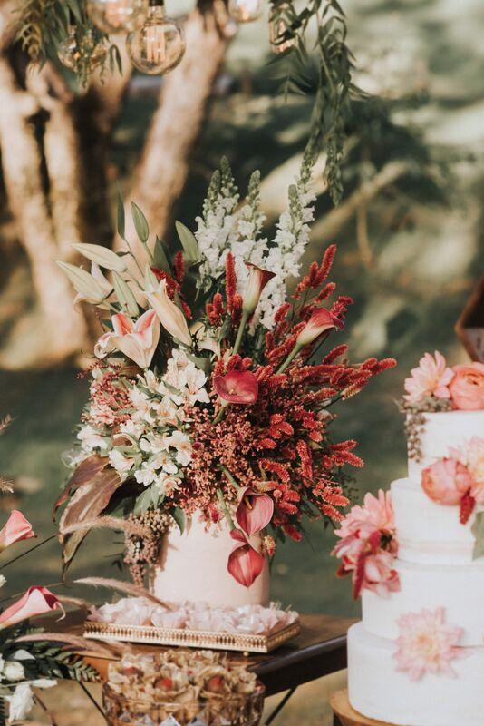 Flor no Laço Decor
