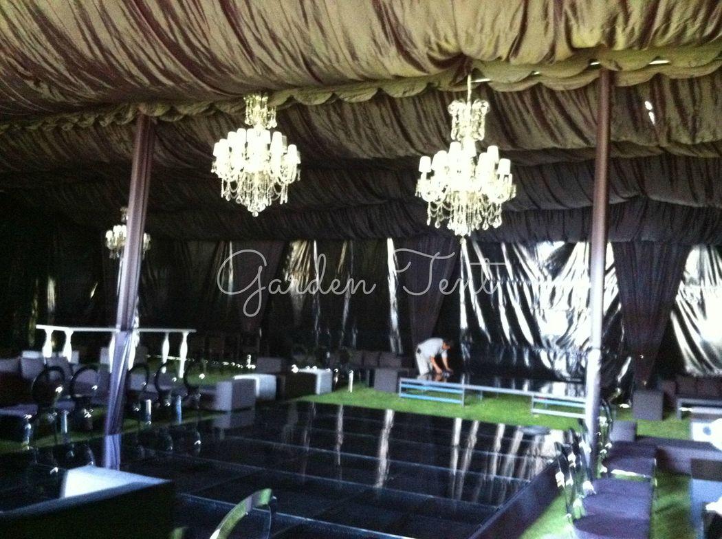 Garden Tent - San Miguel de Allende