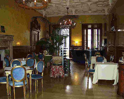 Beispiel: Marmorsaal, Foto: Schloss Wolfsberg.