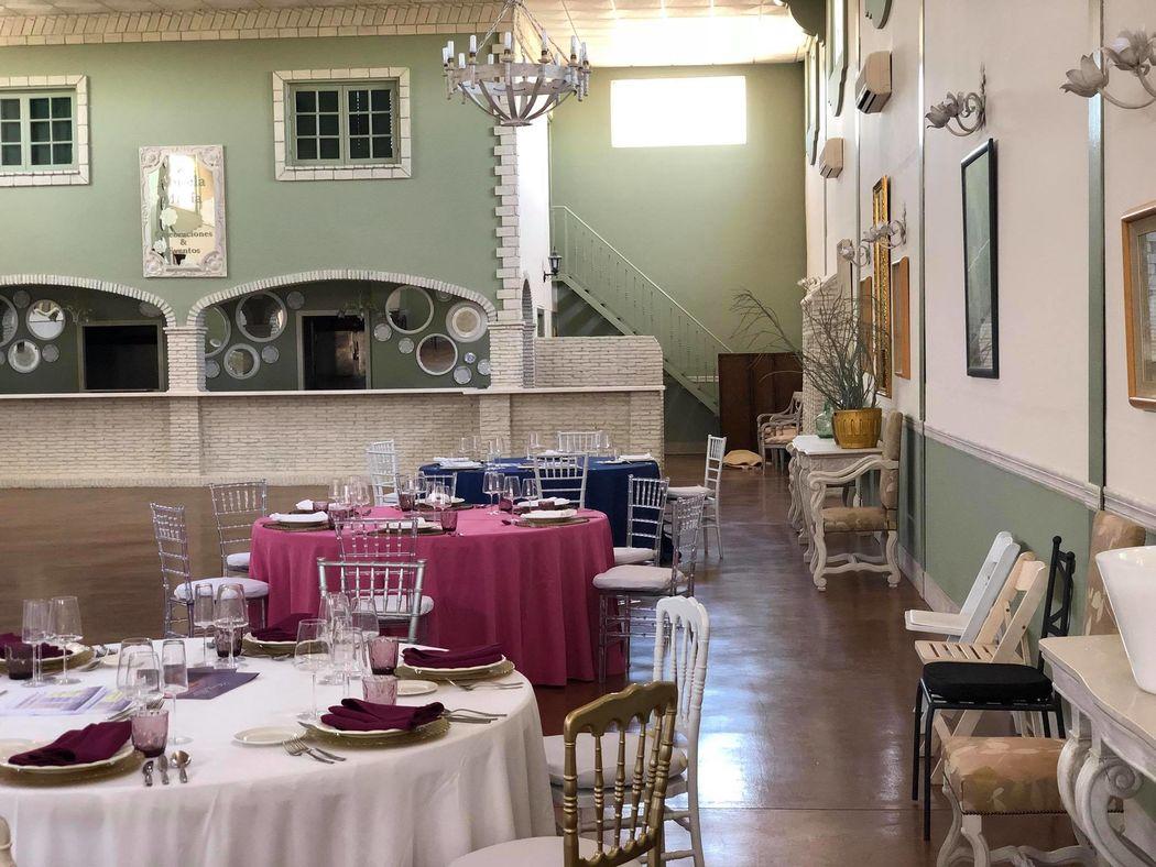 Salón de celebraciones Abuela María