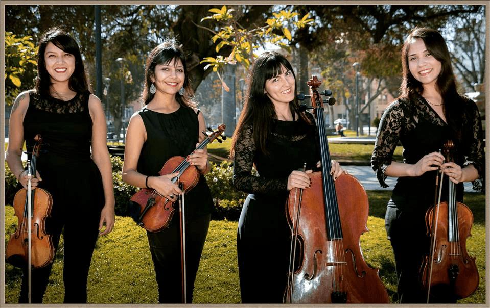 Cuarteto Alma