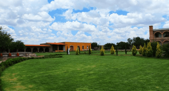 Hacienda & Spa Aguagordita