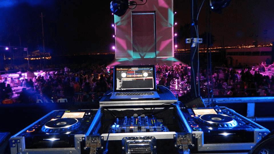 DJ BAX PRODUCCIONES