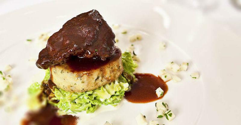 Beispiel: Leckere Fleischgerichte, Foto: Dobler's Restaurant.