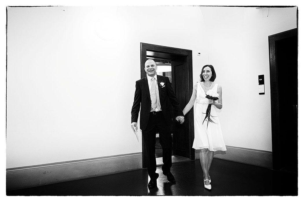 Beispiel: Ihre Geschichte für die Ewigkeit festgehalten, Foto: Weddingpix.