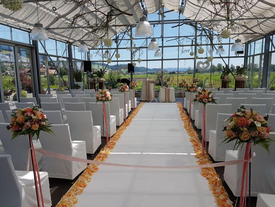 Zeremoniegestalterin
