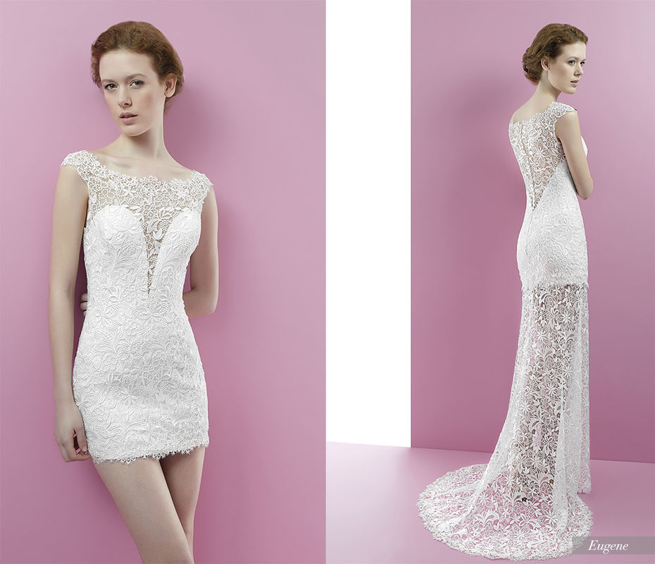 Eugene, Miquel Suay Bridal Collection 2016