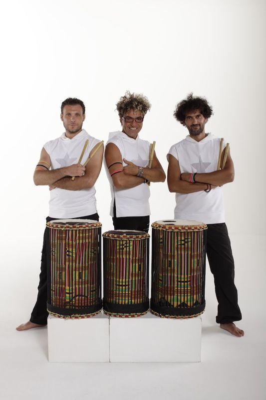 Beppe Summo - Etno Drum World