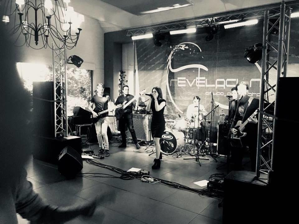 Grupo Revelación-Orquesta