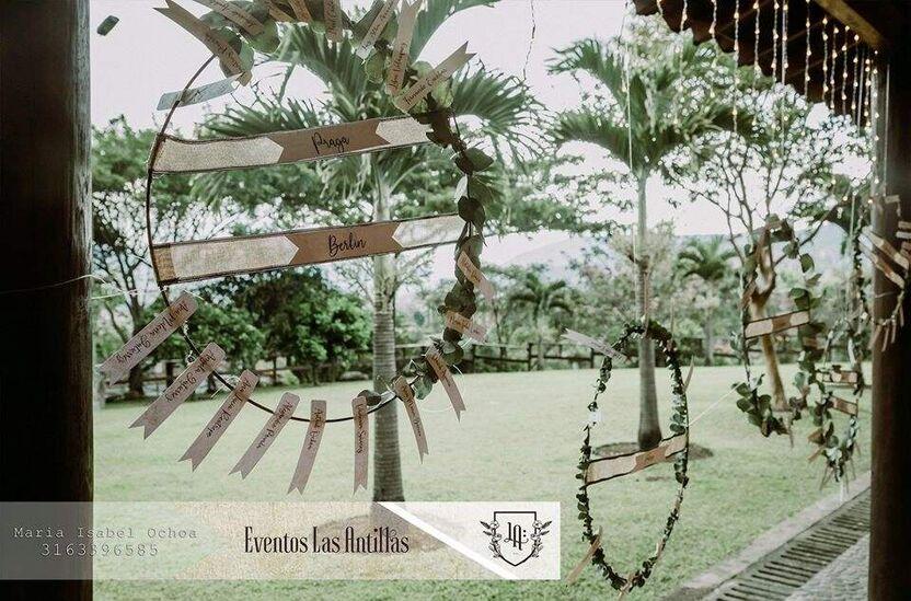 Eventos Las Antillas