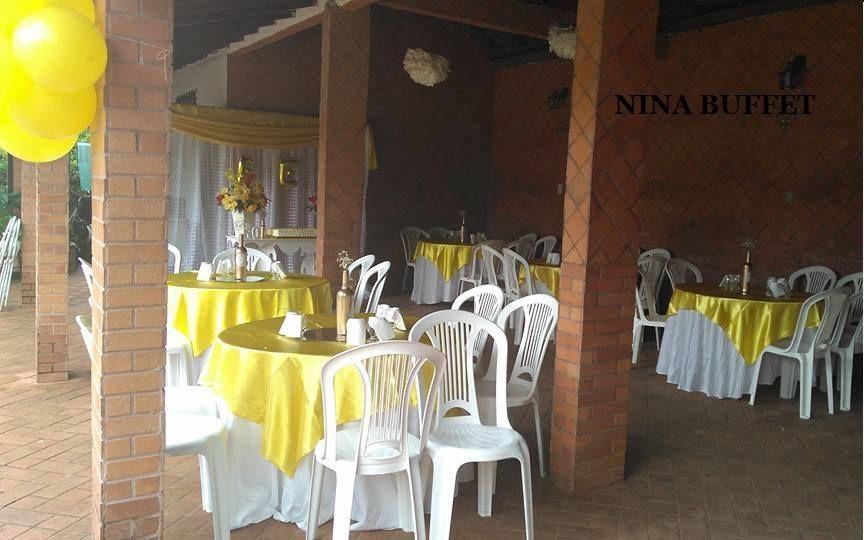 Nina Festas e Buffet
