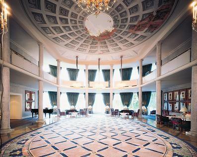 Beispiel: Kuppelhalle, Foto: Park Hotel Bremen.